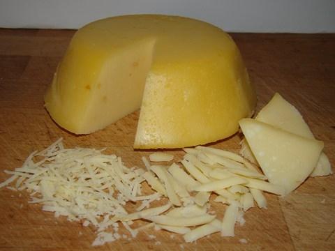 Kézműves sajt- házilag