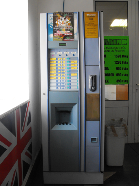 Akció Nautilus Kft I Kávéautomata, Kávé automata